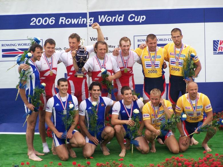 Podium Poznan 2006
