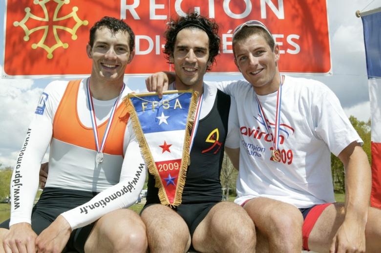 podium skiff 2009